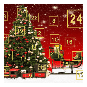 online adventskalender gewinnspiele 2017. Black Bedroom Furniture Sets. Home Design Ideas