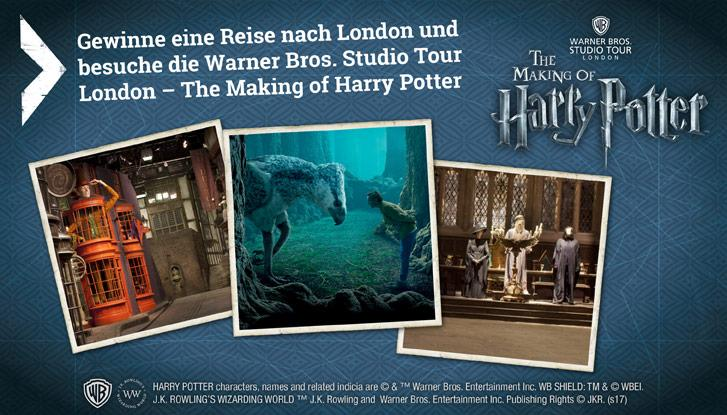 emp the making of harry potter gewinnspiel london reise gewinnen. Black Bedroom Furniture Sets. Home Design Ideas