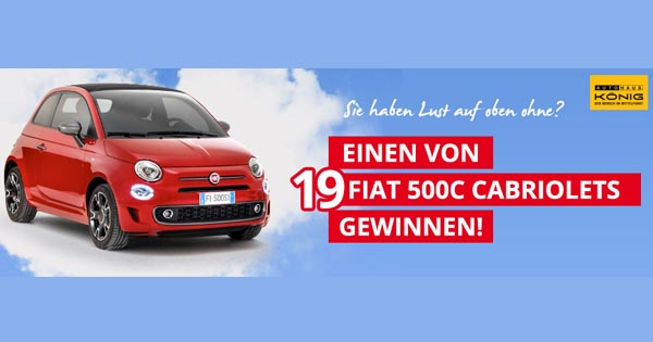 m bel h ffner gewinnspiel 1 von 19 fiat 500c cabriolets gewinnen. Black Bedroom Furniture Sets. Home Design Ideas