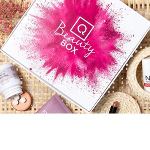 QVC Beauty Box zum Testen